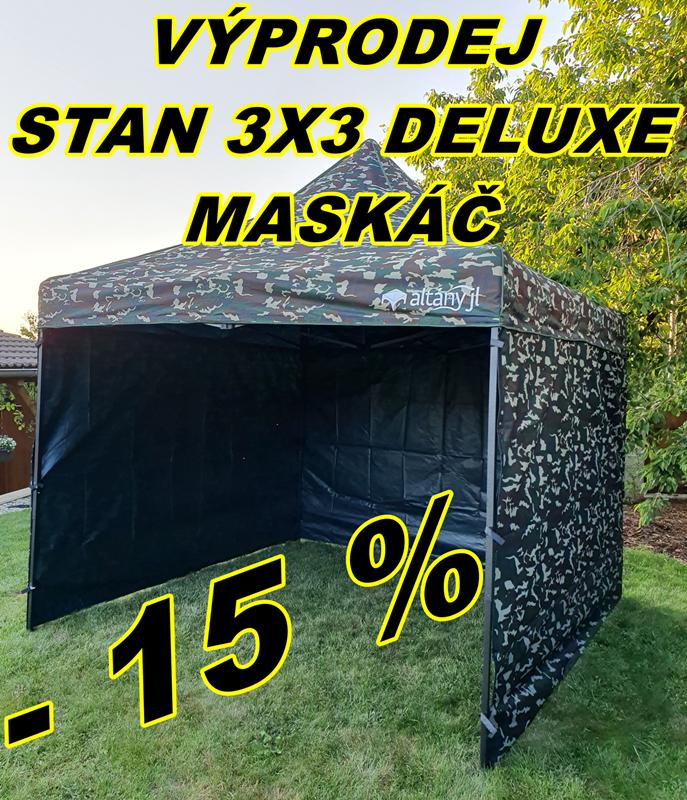 3x3 DELUXE - maskáč